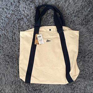 NEW Vans X Pilgrim Surf+Supply Canvas Tote Bag
